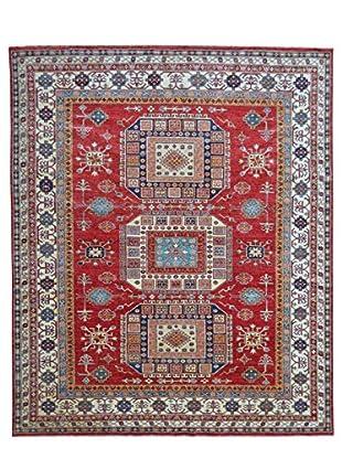 Kalaty One-of-a-Kind Kazak Rug, Red, 7' 11