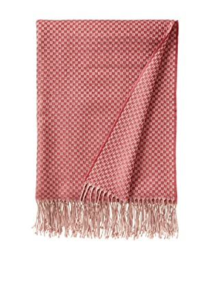 Somma Exclusive Lambswool Throw (Pink)
