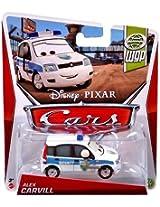 Disney Pixar Cars - World Grand Prix - Die-Cast - Alex Carvill No.17/17 1:55 Scale