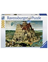 Ravensburger Puzzles The Tower of Babel, Multi Color (5000 Pieces)