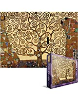 Eurographics Jigsaw Puzzle 1000 Pieces 19.25 X26.5 Klimt Tree Of Life By Eurographics, Inc.