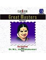 Great Masters - Revathi - Vol. 2