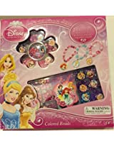 Disney Princess Colored Beads