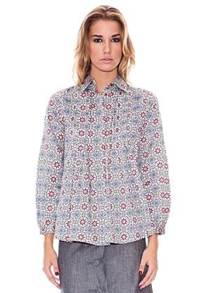 Tonalá Camisa Maya (gris)