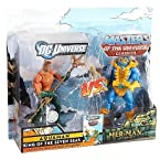Mattel Dc Universe Aquaman Vs. Merman Action Figure - 2 Pack