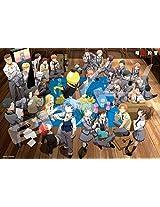Japan Official Jigsaw Puzzle Assassination Classroom 3 Nen Grade E Gumi Class 1000 Pieces Koro Sensei Nagisa Karma Kaede Hiroto Yuuma Isogai Jiritsu Itona Rinka Ryoma Hinano Irina Ensky