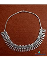 Oxidized necklace