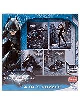 Funskool the Dark Knight Rises Batman 4-in-1