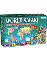 World Safari: An Exciting Expedition across the World