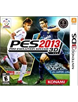 Pro Evolution Soccer 2013 (Nintendo 3DS) (NTSC)