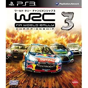 サイバーフロント (PS3)WRC 3 FIA ワールドラリーチャンピオンシップ 返品種別B