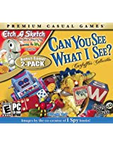 Can You See What I See plus Etch-a-Sketch (PC)