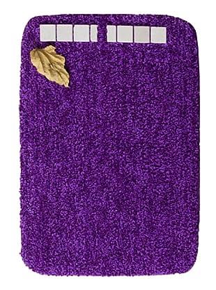 ALBA Alfombra de Baño Basic (lila)