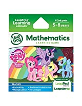 LeapFrog Explorer My Little Pony Friendship is Magic Learning Game