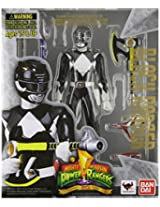 Bandai Tamashii Nations S.H. Figuarts Mighty Morphin Black Ranger Action Figure