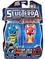 Slugterra, Series 3 Figure 2-Pack, Hop Jack Bluster