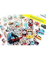 15 Sheets Love Thomas & Friends 3 D Puffy Stickers