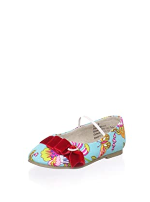Joyfolie Kid's Sabrina Flat (Blue)