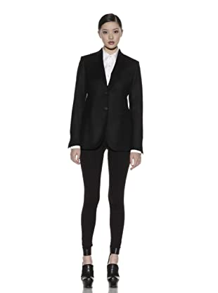 Costume National Women's Wool Blend Jacket (Black)