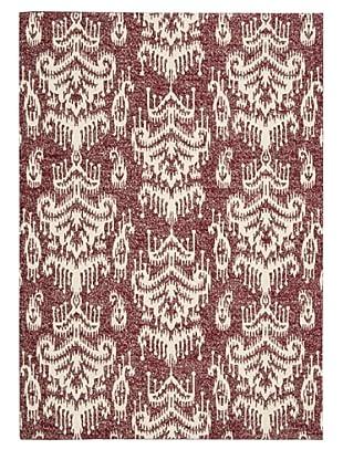 Barclay Butera Lifestyle Kaleidoscope Rug (Crimson)