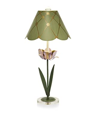 Aqua Vista Lighting Louisa's Iris Lamp