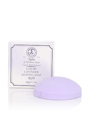 Taylor of Old Bond Street Lavender Hard Shaving Soap Refill, 2 Pack
