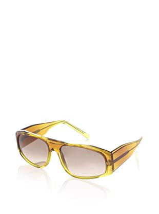 MARNI Women's MA075S Sunglasses (Shaded Ochre/ Yellow)