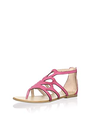 Contramao Kid's Cut-Out Sandal (Pink)