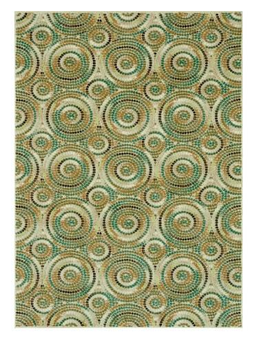Loloi Rugs Riviera Collection Rug (Seafoam Green)