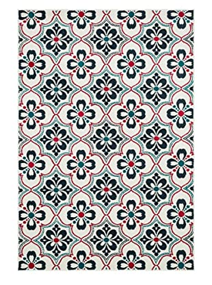 Loloi Rugs Catalina Indoor/Outdoor Rug (Navy/Multi)