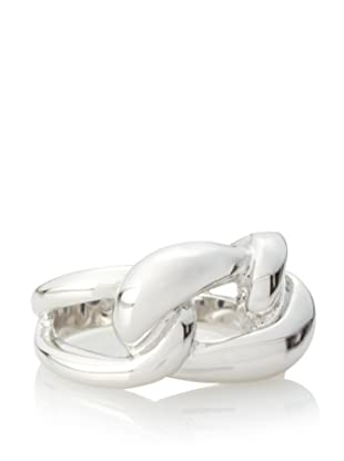 Jules Smith Katy Silver Chain Ring