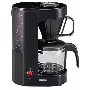 TIGER コーヒーメーカー カフェブラック 6杯用 ACX-A060-KQ