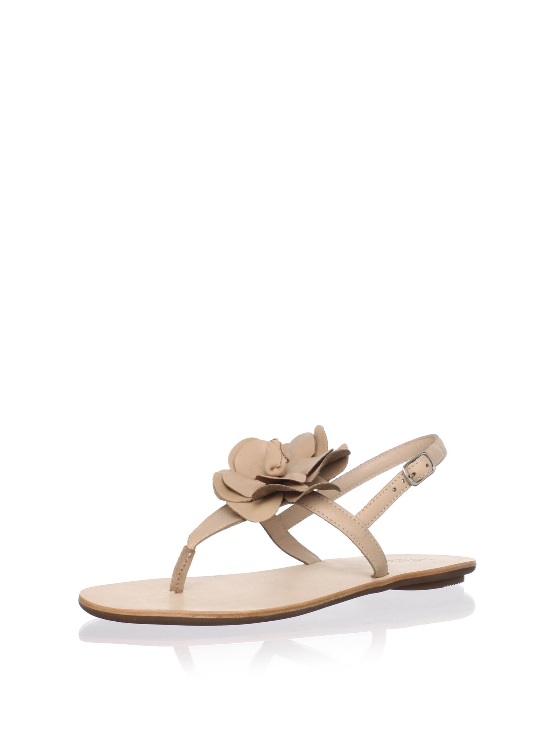 Loeffler Randall Women's Serafina Sandal (Tan)