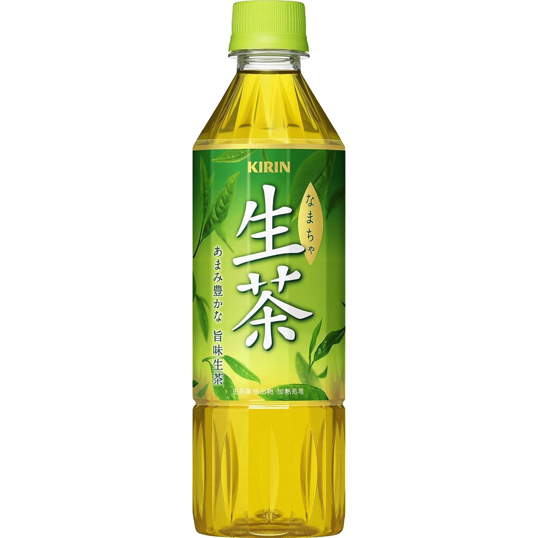 キリン 生茶 500ml×24本