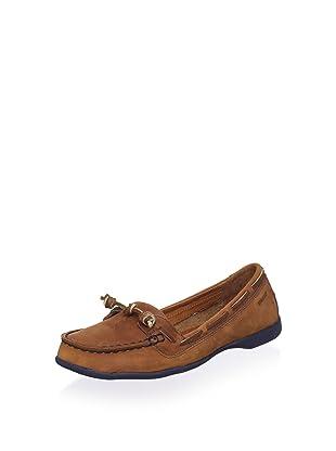 Sebago Women's Felucca Slip-On (British Tan)