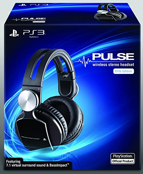 PULSE wireless stereo headset Elite Edition (輸入版)