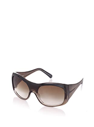 MARNI Women's MA085S Sunglasses, Shaded/Liquorice