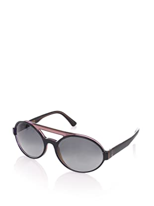 MARNI Women's MA068S Sunglasses (Black/Wistaria)