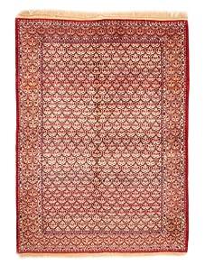 Roubini Isfahan Fine Rug With Silk (Multi)