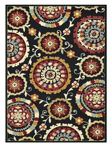 Loloi Rugs Wynn Collection Rug (Black)