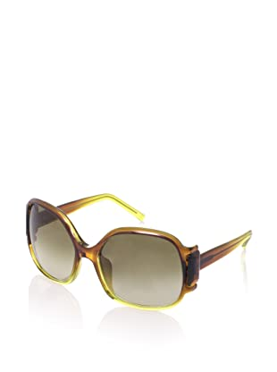 MARNI Women's MA084JS Sunglasses (Shaded-Ochre)