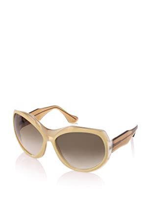 MARNI Women's MA101S Sunglasses, Pudding/Sand