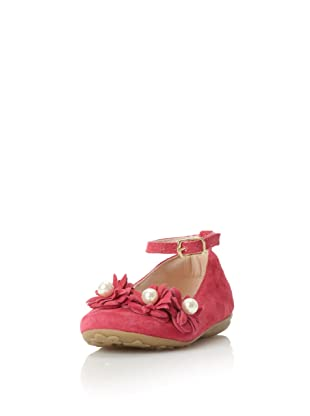Contramao Kid's Flower Flat (Pink)