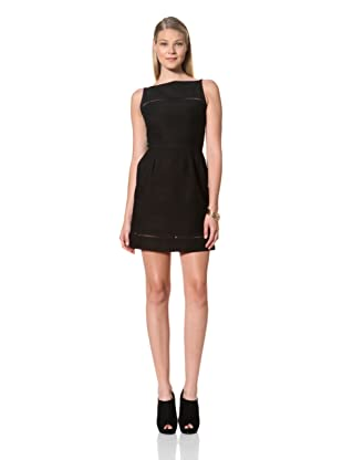 MARTIN GRANT Women's Day Bell Skirt Dress (Black)