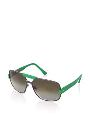 MARNI Women's MA058S Sunglasses (Mineral/Green)