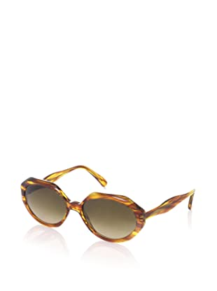 MARNI Women's MA075S Sunglasses (Light Havana)