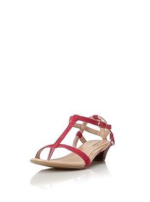 Contramao Kid's T-Strap Sandal (Pink)
