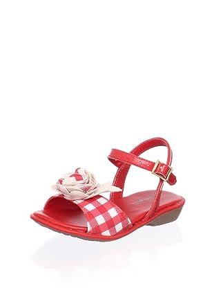 Pampili Kid's Picnic Sandal (Red)