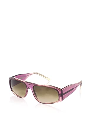 MARNI Women's MA075S Sunglasses (Shaded Violet)