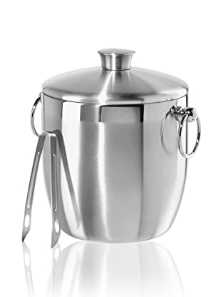 Oggi Lustre Stainless Steel Ice Bucket